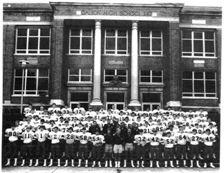 Picture of 1985 Galion High School Football Team
